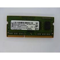 Memoria Ddr3 2gb 1333mhz Smart Para Notebook Ou Netbook