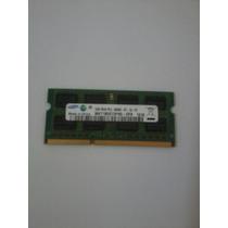 Memória Samsung 2gb Ddr3 Pc-3 8500s 1066mhz Para Notebook