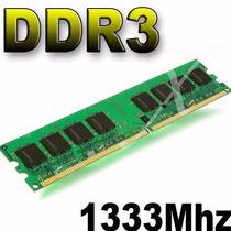 Memória 2gb Ddr3 Markvision 1333mhz Desktop - Frete Grátis