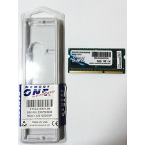 Memória Notebook 8gb Ddr3 1333mhz Memory One