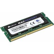 Memoria 8gb=2x4gb Corsair Ddr3 1066mhz Imac, Mac Book, Mini