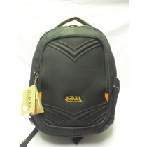 Bolsa Homen Mochila Universitaria Von Dutch Notebook
