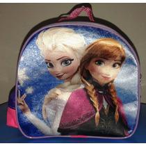 Lancheira Térmica Frozen- Anna E Elsa- Estampa Acetinada