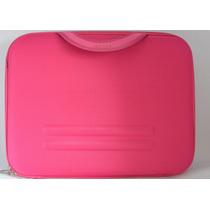 Case Prática Carregar Notebook Netbook Feminina Rosa B21