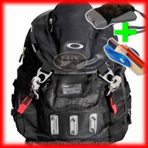 Mochila Oakley Kitchen Notebook | Moto| Escolar +2brindes