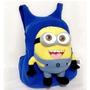 Mochila Minion 3d Infantil