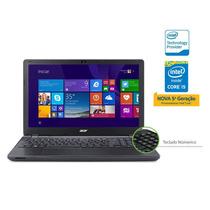Notebook Intel Com Teclado Numerico Acer Nxmt9al003 E5-571g