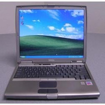 Notebook Dell Latitude D610 Intel Pentium Mobile 1.8 Wireles
