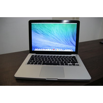 Macbook Pro 13 I5 2.4ghz 8gb Hd 2x500gb Osx 10.10.1 1tb Hd