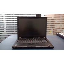 Notebook Lenovo Thinkpad T61 Usado Com Garantia De 01 Ano.
