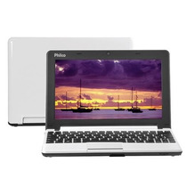 Netbook Philco 10c2-p123lm - Branco- 10 , 2 Gb, Hd De 320gb