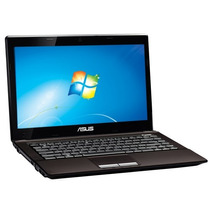 Notebook Asus K43u Amd C-50 2gb 320gb De Hd Novo A4812