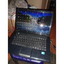 Excelente Notebook Qbex Core I3 2ghz E 500gb Hd