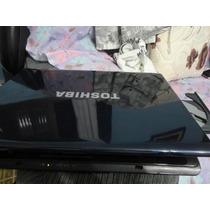 Notebook Toshiba Pslbou / 4g Com Defeito