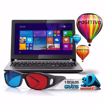 Notebook Positivo Premium Touch S2300 Intel 11.6 2gb 320gb