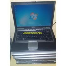 Notebook Dell Latitude D630 Core 2 Duo - Usados