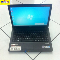 Notebook Sti 1422 Dual Core 2gb Hd 320gb