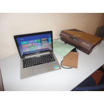 Notebook Asus I5 4gb 500gb Toch Screen