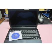 Notebook Sony Vaio Tz15an Linha Tz Centrino 2gb+100gb Hd