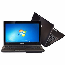 Notebook Asus Amd 4gb 500gb Led 14 Windows 7 Cert. Revisado