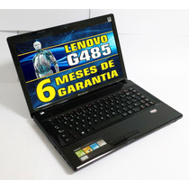 Notebook Lenovo G-485 Dual Core 2gb Hd320 Gb R.9190
