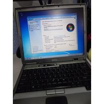 Notebook Dell D600 Funcionando Com Saida Sereal E Bateria