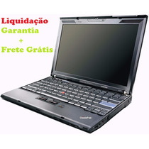 Notebook Core I5 - Lenovo X201