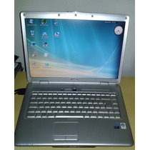 Notebook Dell Inspirion 1525 - Tela 15,4 + Cds E Manuais