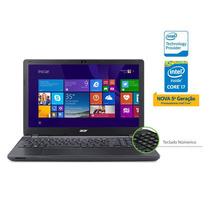 Notebook Intel Com Teclado Numerico Acer Nxmt9al004 E5-571g