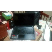 Notebook Toshiba 4gb 500 Hd 01 Ano Garantia 1123,00
