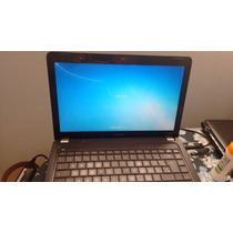 Notebook Compaq Hp C. Dual Core 2gb 320gb Tela 14