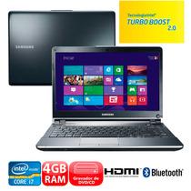 Notebook Samsung 500p4c-ad1 Com Intel® Core I5 2410m, 4gb,