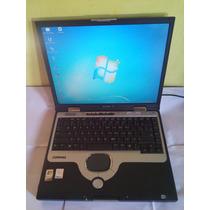 Compaq Evo Intel 2.2ghz, 512mb Memória, Hd 30gb E Carregador