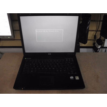 Notebook Hp Compaq Nx6310 1gb/hd250gb Liga Mas C/ Defeito