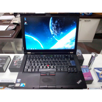 Notebook Lenovo T410 Intel Core 5 Hd320 4 Giga Ddr3