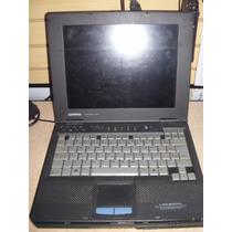 Notebook Compaq Armada E500 Ligando Defeito Na Tela Sem Hd