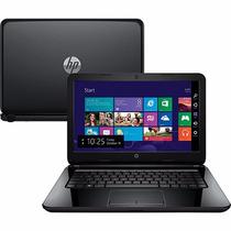 Notebook Hp Intel Core I3 4gb 500gb Tela Led 14 + Nf