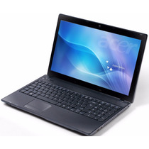 Notebook Acer Inspire 5733 - 4gb Ram 500gb Hd - 15.6