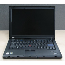 Notebook Ibm Lenovo Thinkpad T61 7663 Core 2 Duo T7300 2.0gh