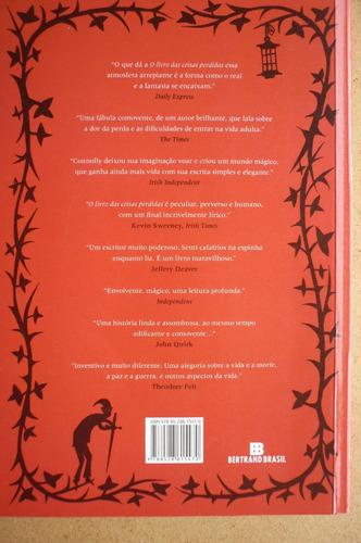 O Livro Das Coisas Perdidas = John Connolly