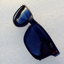 Óculos Escuro De Sol Vintage Quadrado Holbrook Preto Vr/46