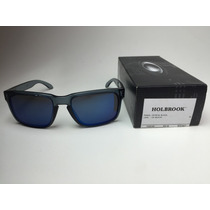 Oakley Holbrook Crystal Black - Lens Ice Iridium
