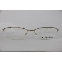 Armação Wingback Titanium Óculos De Grau Frete Grátis