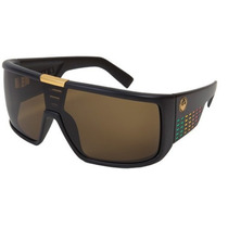 Óculos De Sol Dragon Domo Rasta Bronze - Surf Alive