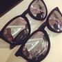 Óculos Ray Ban Importado Veludo Preto Érika Velvet