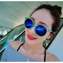 Óculos De Sol Feminino Moda Coreana Uv400 - Vários Modelos
