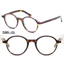 Armação Óculos De Grau Modelo Vintage Retro Masculino