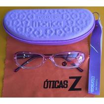 Queima Total Armação De Óculos Infantil Turma Da Mônica
