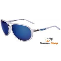 Óculos Sol Speedo Sp5011 Transparente Lente Azul Espelhada