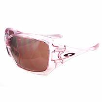 Óculos Oakley Feminino Crystal Pink G20 (original)